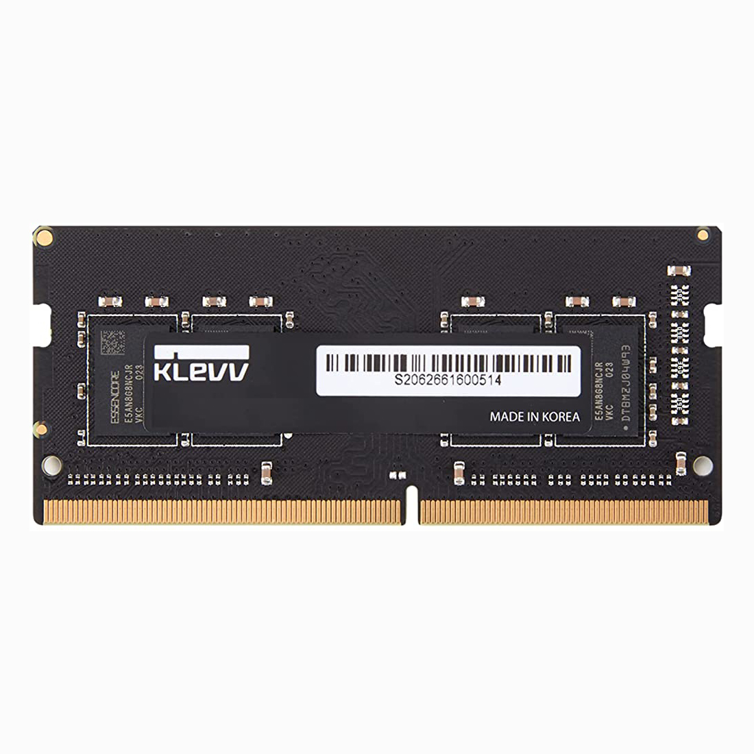 DDR4 8GB PC2666 KLEVV FOR NOTEBOOK BOX ,Laptop RAM