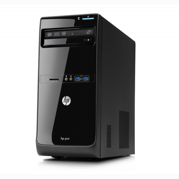 HP PRO 3500 - Core i5 3470 3.2 GHz UPTO 3.6GHZ 6MB 4G DDR3 HD250G  VGA HD INTEL 2500  مستعمل ,Used PC