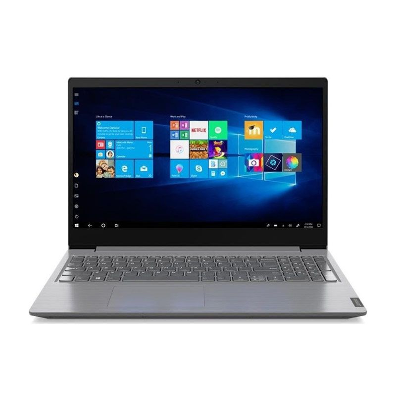 NOTEBOOK LENOVO V15 AMD RYZEN R3-3250U 2.0GHz UP TO 2.6GHz  4M 4G 1T AMD RADEON VEGA 3 15.6 GRAY ,Laptop Pc