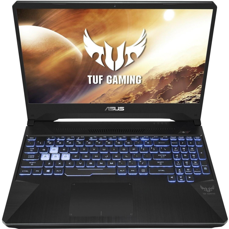 NOTEBOOK ASUS FX505GT-BB51 I5 9300H 2.4GHz UP TO 4.1 8M 8G DDR4 HD 1T VGA NVIDIA 4G GTX 1650 DDR5 15.6 FULL HD WIN10 BLACK ,Laptop Pc