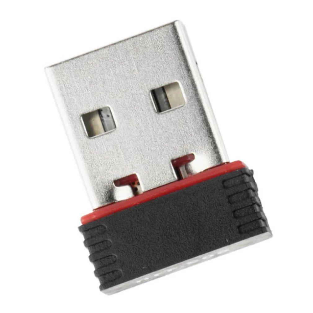 CARD LAN MINI NANO WIRELESS-G 802.11 G USB 300MbpS ,Wirless & Switch