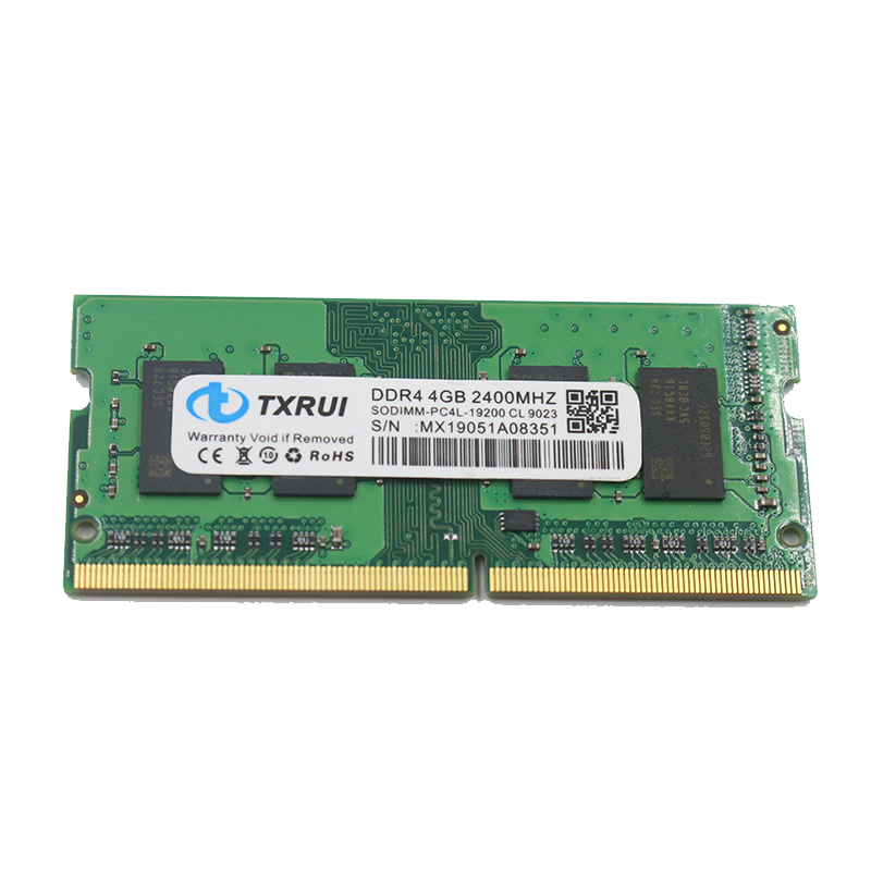 DDR4 4GB PC2666 TXRUI FOR NOTEBOOK BOX ,Laptop RAM
