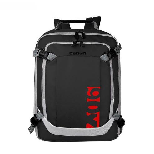 NOTEBOOK BACK BAG 15.6 CROWN CMBP-906B BLACK  ظهر ,Laptop Bag
