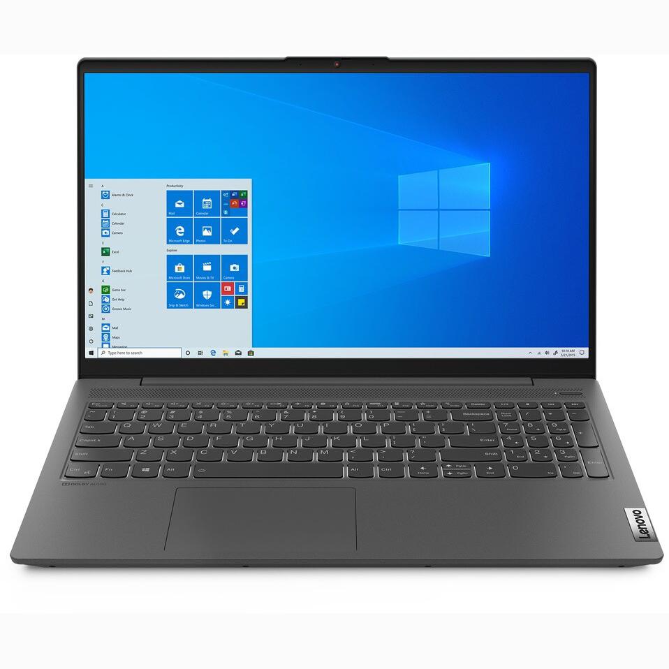 NOTEBOOK LENOVO IDEAPAD5 15ITL05 I7 1165G7  2.8GHZ UP-TO 4.7GHZ 12M 8G DDR4 1T VGA NVIDIA 450MX 2G DDR6 15.6 GRAY ,Laptop Pc