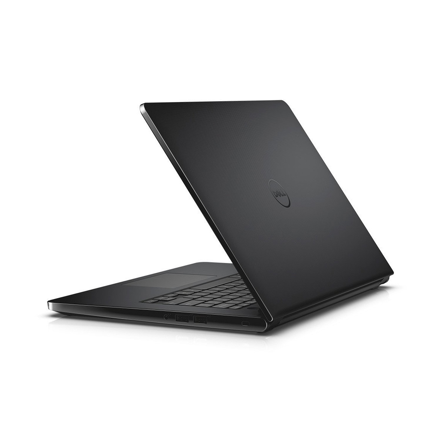 NOTEBOOK DELL INSPIRON 5566 I3 7100U 2.4GHz 3M 8G DDR4 1T VGA INTEL 620 HD 15.6 TOUCH   BLACK OPEN BOX بطاريه ساعتين ,Used Laptops