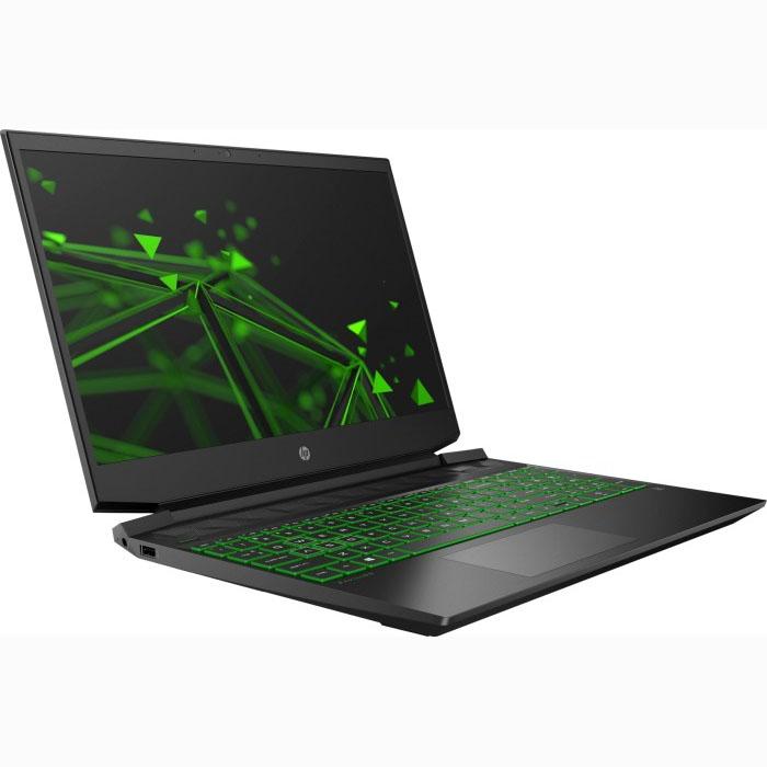 NOTEBOOK HP  PAVILION GAMING 15-DK1042NIA I7 10750H 2.6 UP TO 5.0 12M 16G DDR4 HD 1T+256 SSD VGA NVIDIA 6G GTX 1660TI DDR6 15.6 FULL HD BLACK ,Laptop Pc