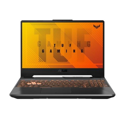 NOTEBOOK ASUS GAMING FA506IU-HN153 AMD RYZEN R7-4800H 2.9GHz UP TO 4.2GHz 12M 16G 512SSD VGA NVIDIA 6G GTX1660TI GDDR6 15.6 BLACK ,Laptop Pc