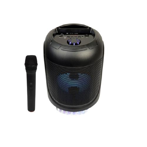 SPEAKER BLUETOOTH KTS-1268 FOR MP3 & MOBILE & FM & SD CARD USB & AUX & MIC مع ميكرفون وايرليس ,Speakers