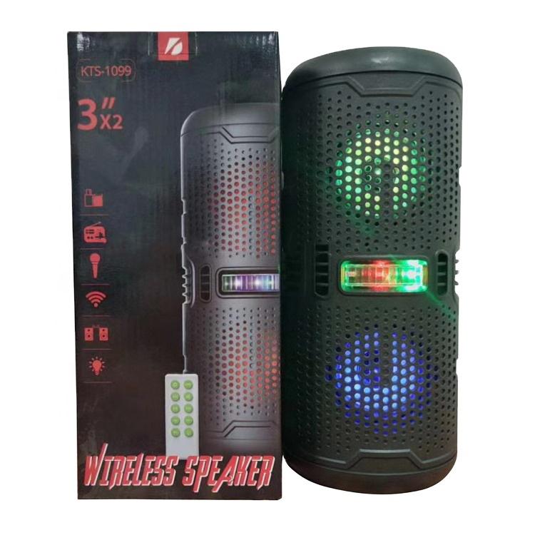 SPEAKER BLUETOOTH KTS-1099 FOR MP3 & MOBILE & FM & SD CARD USB & AUX & MIC ,Speakers