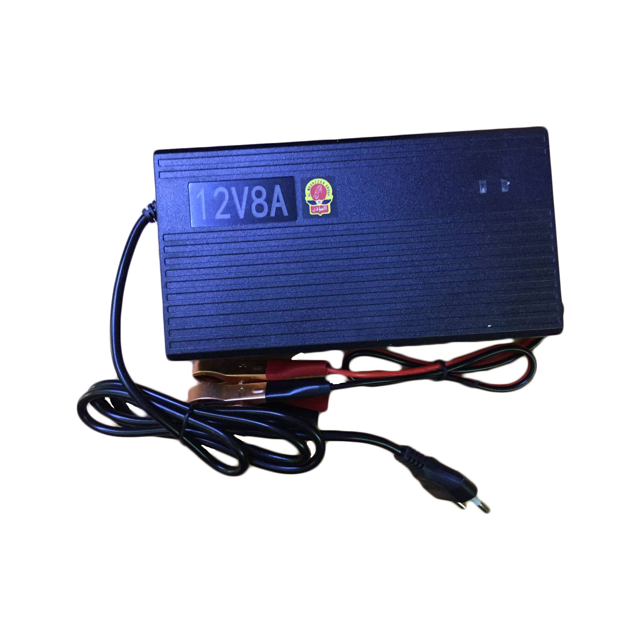 CHARGER UNUNIQA FOR UPS BATTERY 12V  8A  -1208A شاحن المؤذن ,Battery Charger