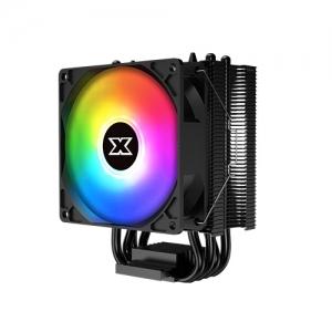CPU AIR COOLER INTEL & AMD WINDPOWER 964 RGB BLACK ,Fan Cooler