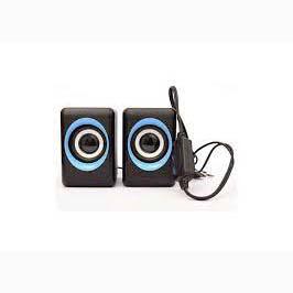 SPEAKER MULTIMEDIA HOTMAI HT-208 USB 3W ,Speakers