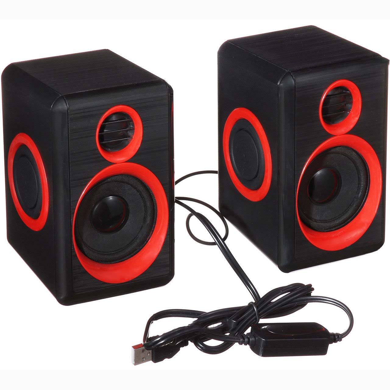 SPEAKER MULTIMEDIA HOTMAI HT-165 USB 3W ,Speakers