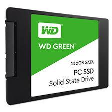 HDD SSD WD 120GB 2.5 INCH SATA3 SSD WD GREEN 120G ,SSD HDD