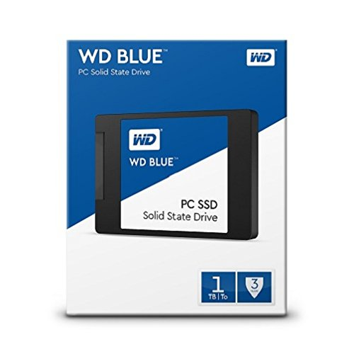 HDD SSD WD 500GB 2.5 INCH SATA3 SSD WD BLUE 500G ,SSD HDD