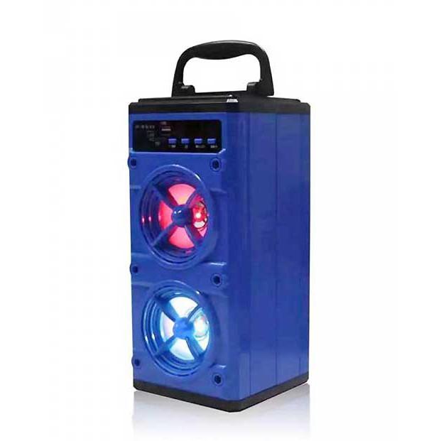 SPEAKER BLUETOOTH JHW-909 LIGHT FOR MP3 & MOBILE & FM & SD CARD USB BIG COLOR 908 ,Speakers