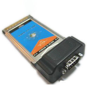 CARD PCMCIA SERIAL ,Card